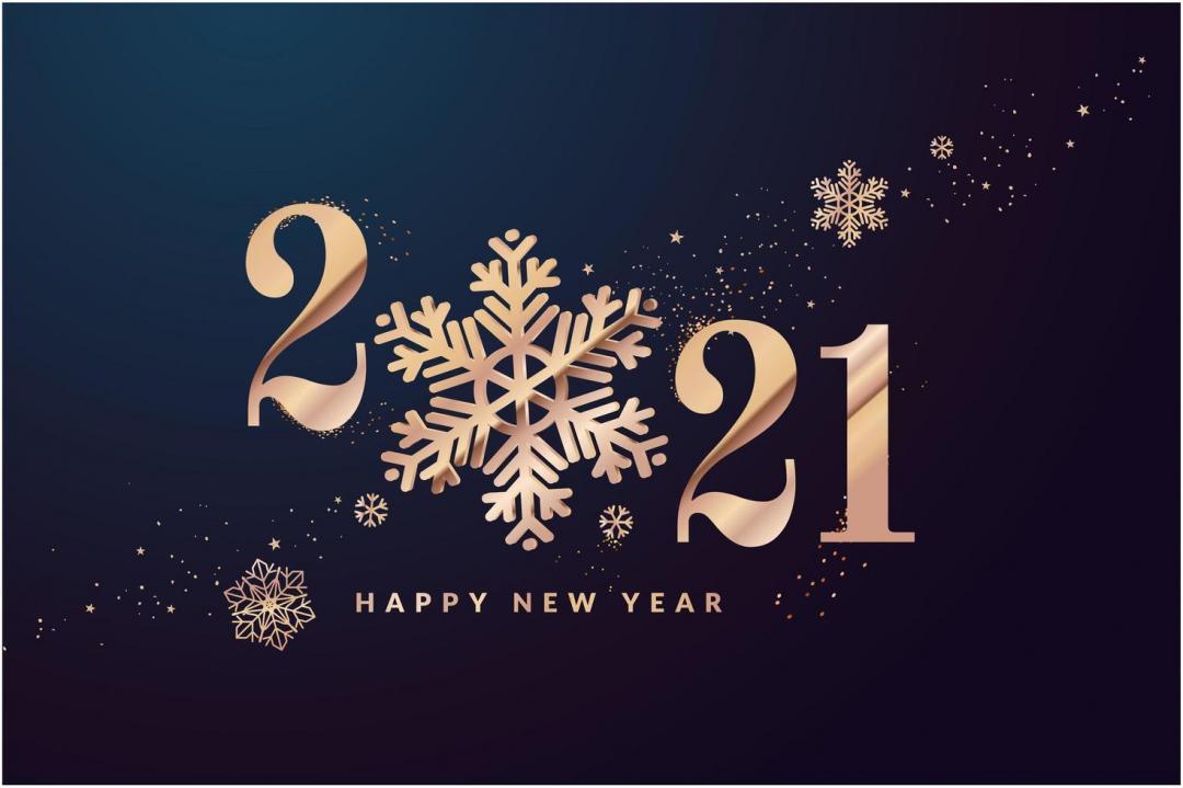 2021 | Que Sejas Um Ano De Esperança!