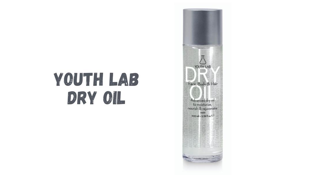 Review | Corpo Hidratado E Confortável? Youth Lab Dry Oil!
