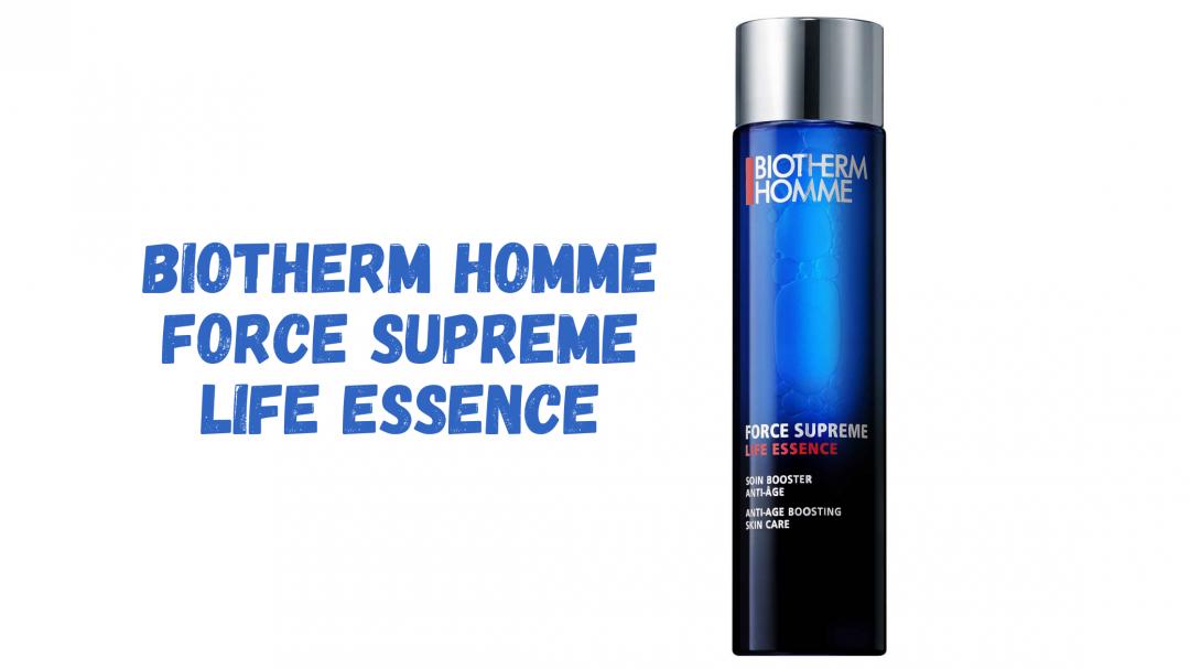 Review | Como Fortalecer A Pele Com Biotherm Homme!