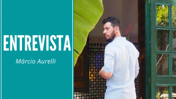 Entrevista: Como Tudo Começou - Márcio Aurelli